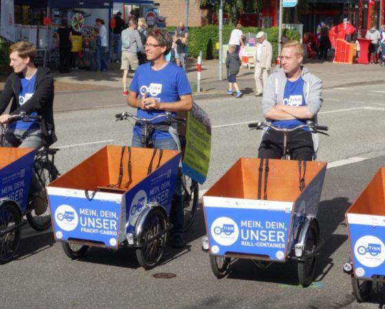 TINK Netzwerk – Transportrad-Initiative nachhaltiger Kommunen